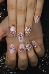 piedras crystal ab nails - uñas +/- 1440 piedras