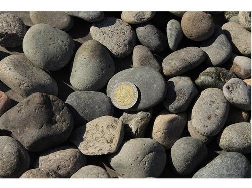 piedras de rio decorativas de  1.5 pulgadas (25kg)