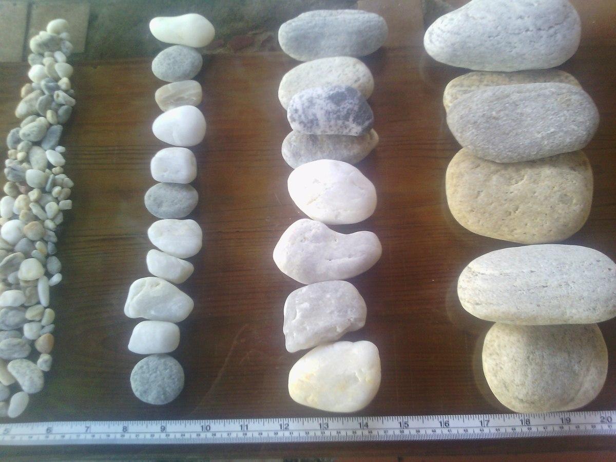 Piedras decorativas para jard n zen fenshui peceras etc for Piedras de jardin decorativas