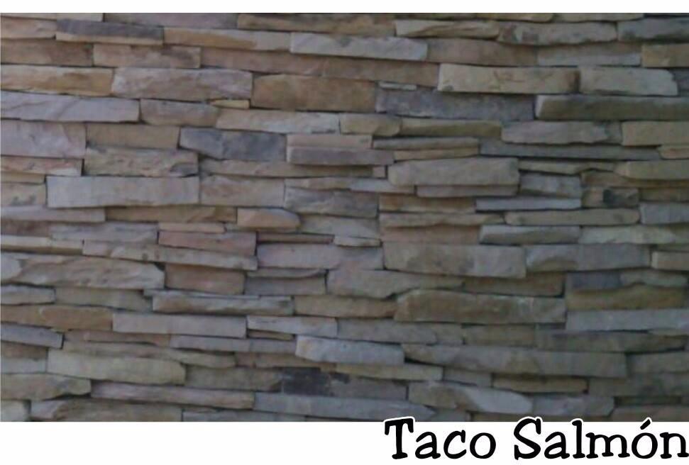 piedras decorativas tipo taco para revestir paredes y