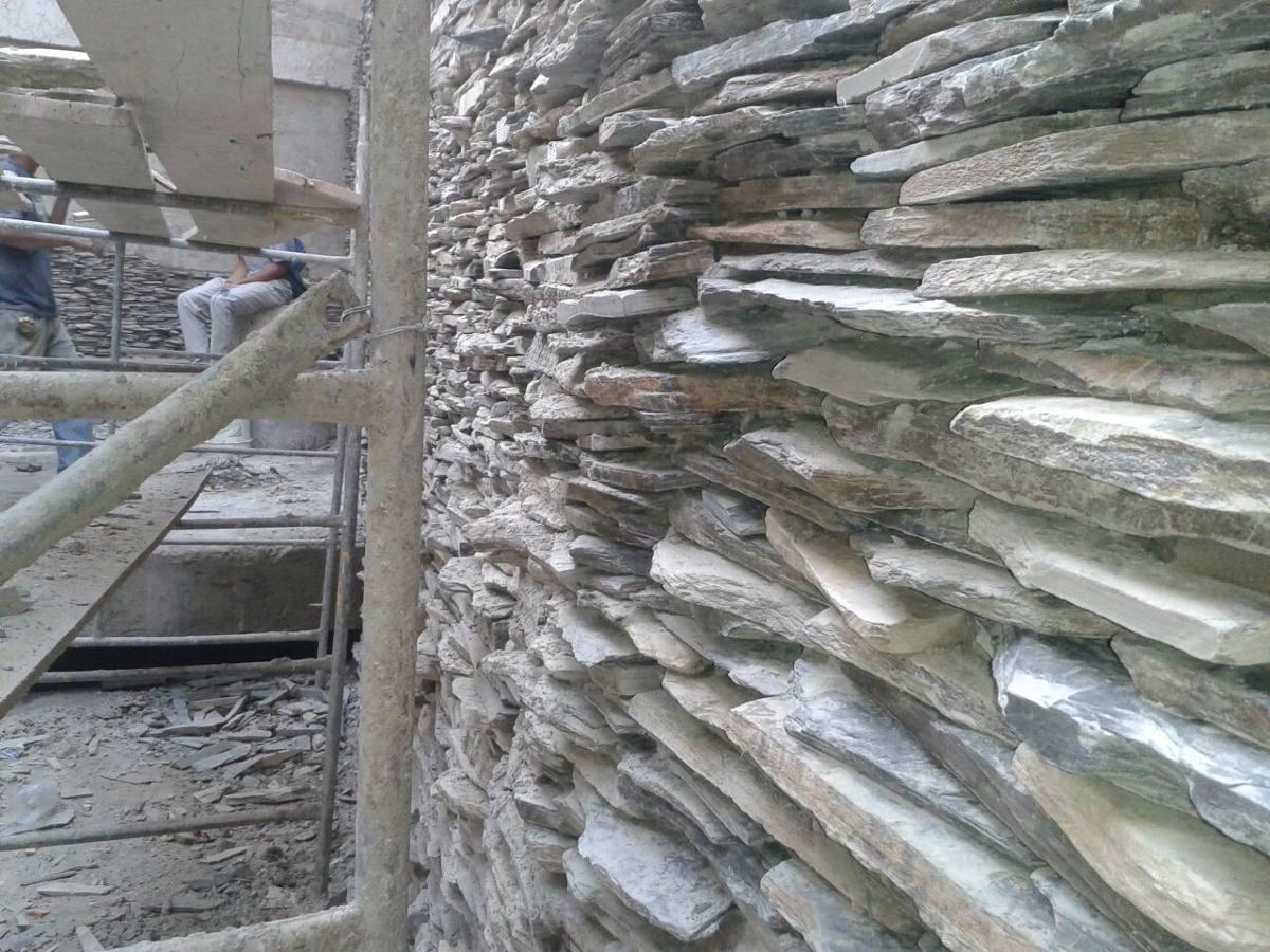 Piedras decorativas tipo taco para revestir paredes y - Piedras para revestir paredes ...