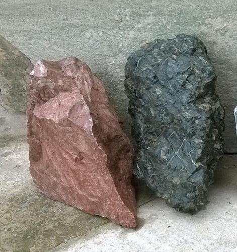 piedras grandes de jardin marmol