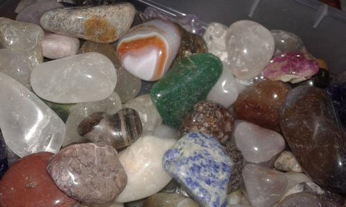 piedras hermosas varias roladas !! 1 kgrs