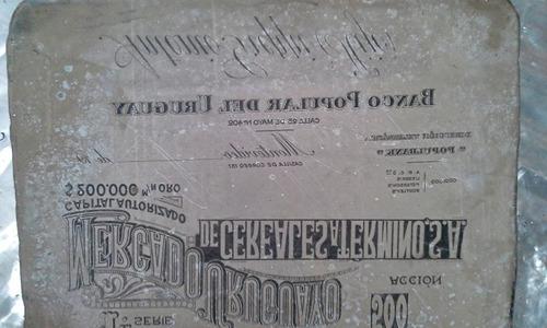 piedras litográficas reliquia  precio por cantidad