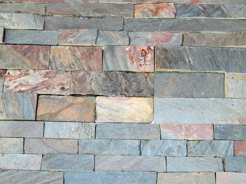 piedras naturales revestimiento bronceadas int/ext 60x15 5cm
