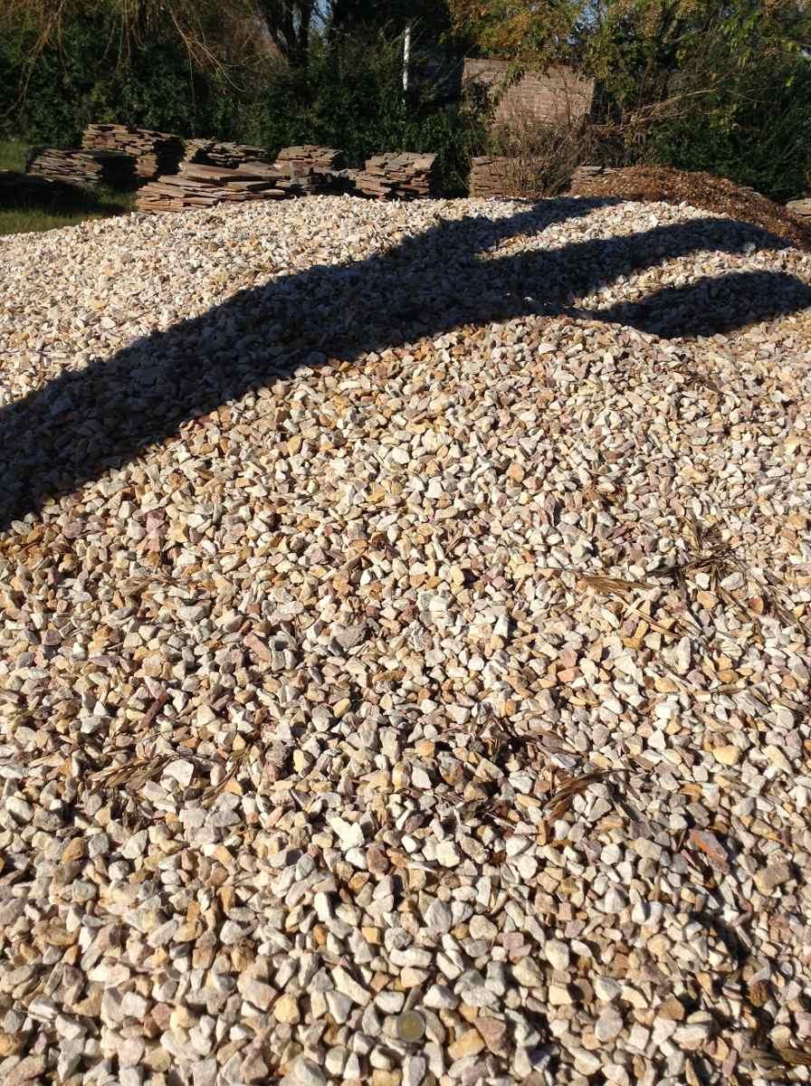 Piedra para jardines decoracin de jardines con piedra for Piedras de rio para jardin