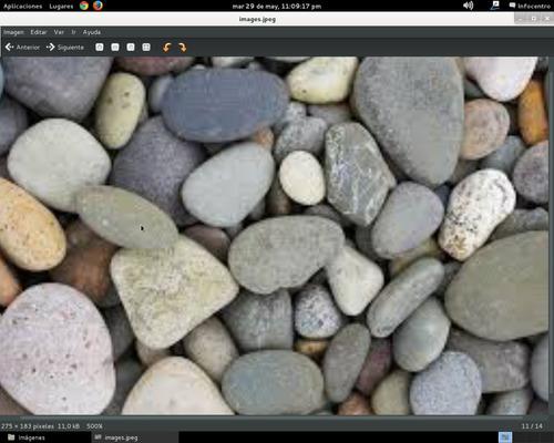 piedras para pesera