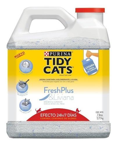piedras piedritas arena sanitaria gatos aglomerante tidy cat
