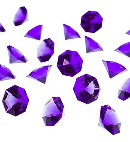 piedras preciosas coloridas del tesoro de acrilico para los
