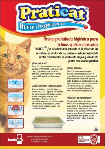 piedras sanitarias erizos,conejos,gatos. palita de obsequio