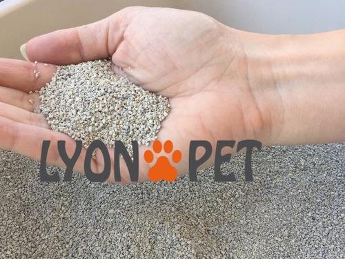 piedras sanitarias premium odor defense aglutinante x 12 kg
