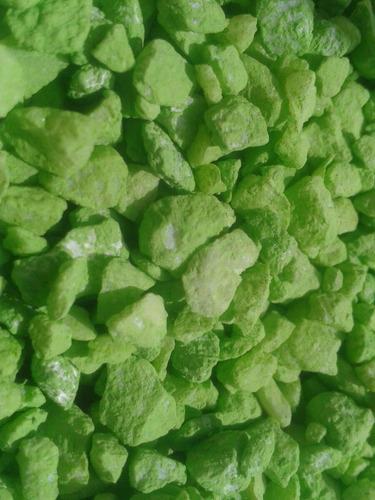 piedras suculentas verdes  por 10 kilos
