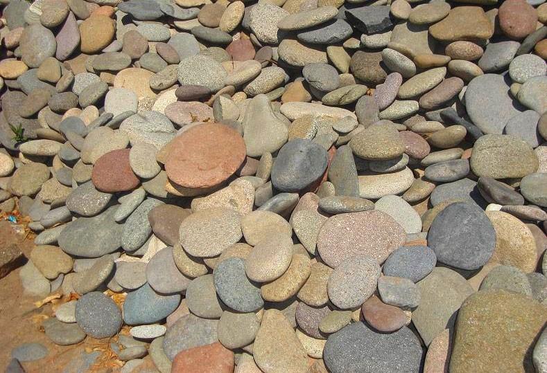 Piedras Tejo De Rio Para Decoracion De Jardines Por Bolsa 187 - Piedra-decoracion