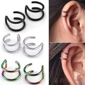 1a8559ff5464 Piercing Para Oido - Aretes Acero quirúrgico en Mercado Libre México