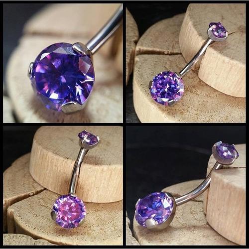 piercing arete ombligo titanio invictus jewelry envio gratis