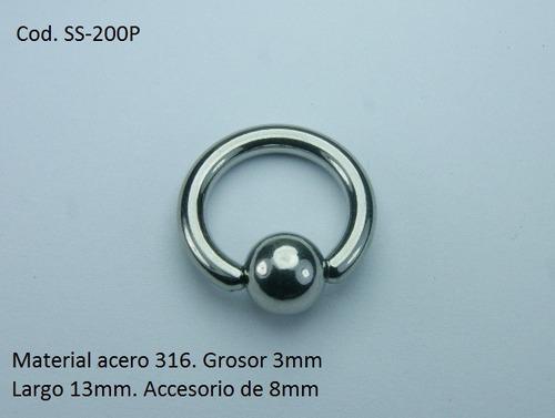 piercing ( joyería fantasía) (al por mayor y detalle)