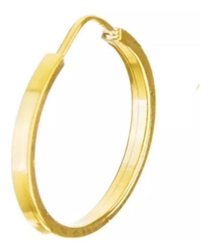 piercing orelha cartilagem argola ouro frete grátis pc0010