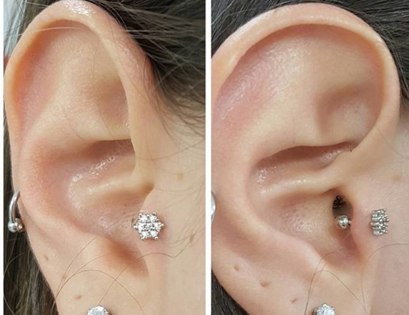 Piercing Tragus 5mm