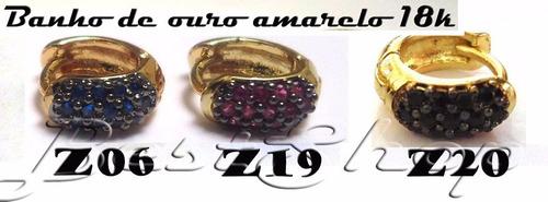 piercing zircônias cartilagem orelha luciana jimenez b. ouro