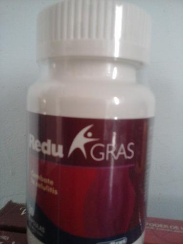 pierde peso grasa, celulitis-redugras- centella asiatica