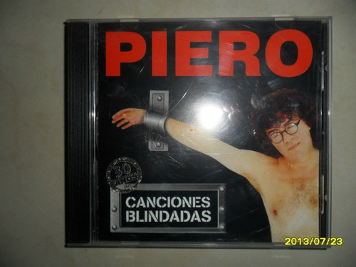 piero canciones blindadas cd