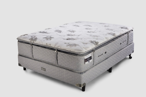 piero plazas sommier colchón