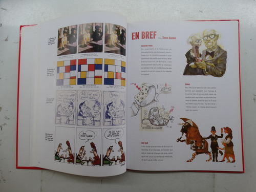 pierre desproges en bd! em frances! casterman 2005!