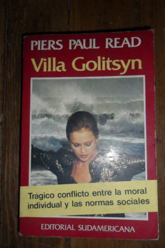 piers paul read  villa golitsyn usado