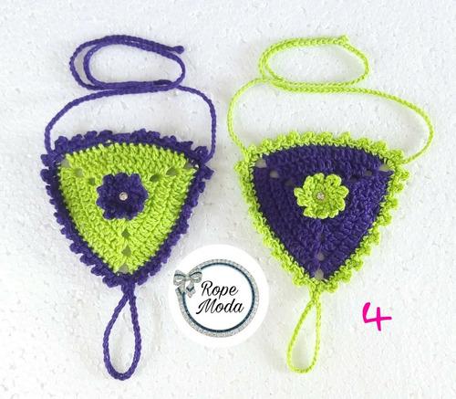 pies descalzos sandalias descalzas  accesorio tejido crochet