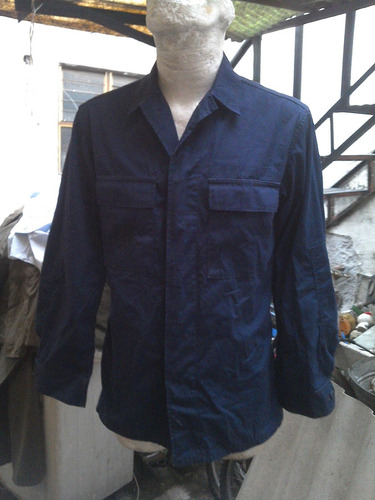 pieza d coleccion guerrera o camisola de guardacostas