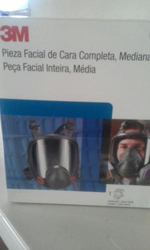pieza facial de cara completa mediana m3
