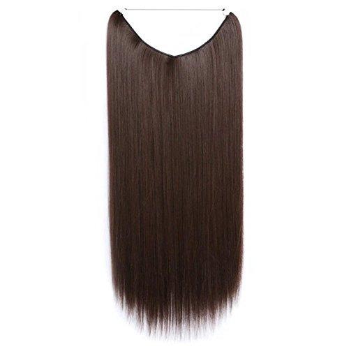 pieza la peluca pelo recto la muchacha la mujer yomm pieza p
