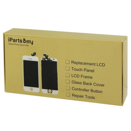 pieza para alcatel pantalla lcd reemplazo marco one negro