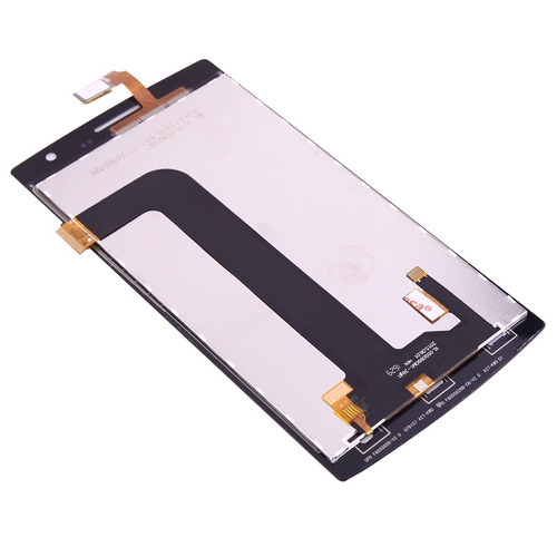 pieza para doogee dg580 pantalla lcd tactil negro