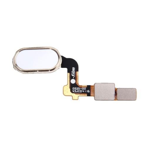 pieza para oppo a59s fingerprint sensor flex cable rosa