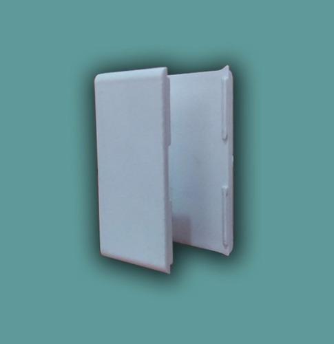 Pieza union accesorio para canaleta pvc 1619 16x19mm 6 - Precio canaleta pvc ...