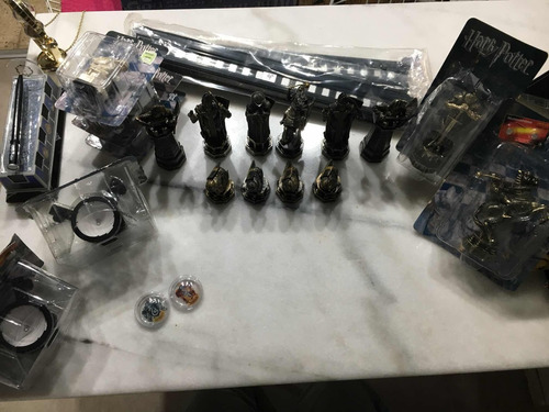 piezas de ajedrez de harry potter