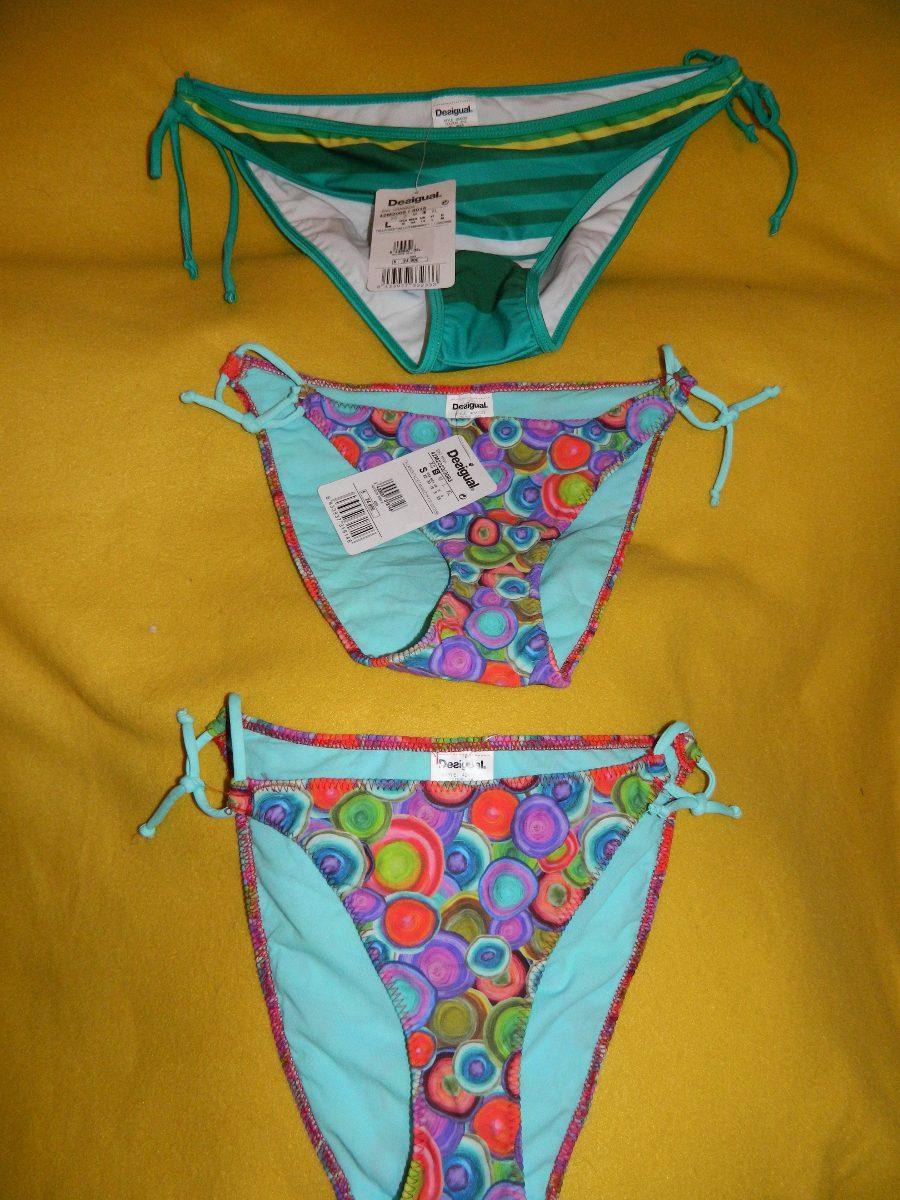 cheap for discount pretty cool latest Piezas De Bikini Desigual Original