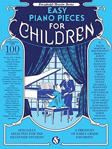 piezas de piano faciles para niños series favoritas de every