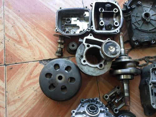 piezas, partes de motor para motoneta china 125 y 150 cc