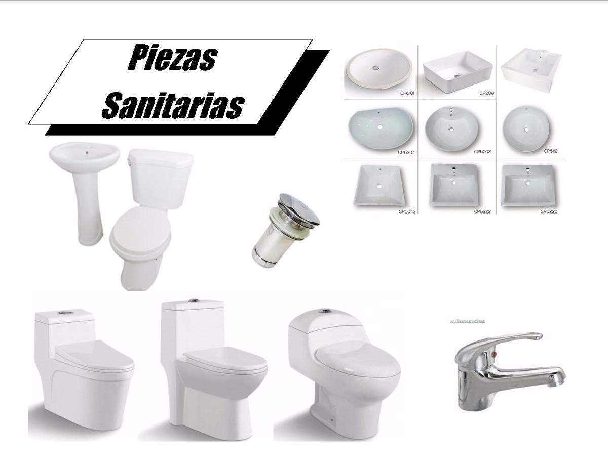 piezas sanitarias lavamanos pocetas griferias On piezas sanitarias para banos