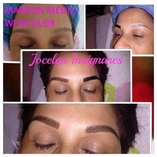 pigmento de cejas semipermanentes envio gratis