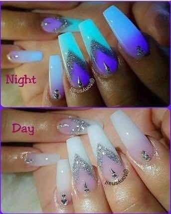 Pigmento Fluorescente Para Uñas De Acrílico