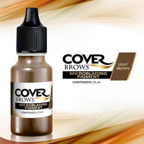pigmento para microblading coverbrows 15ml