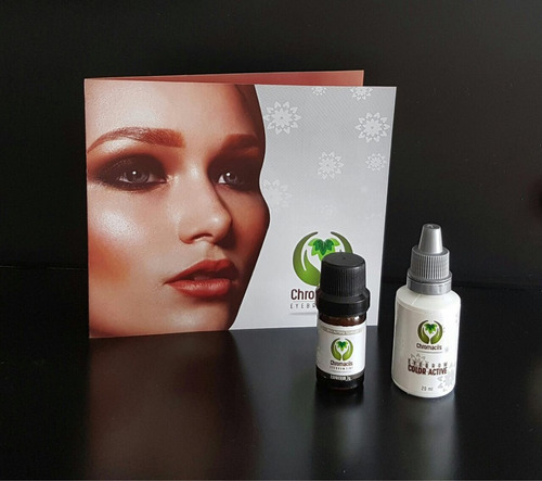 pigmento semipermanente natural para cejas
