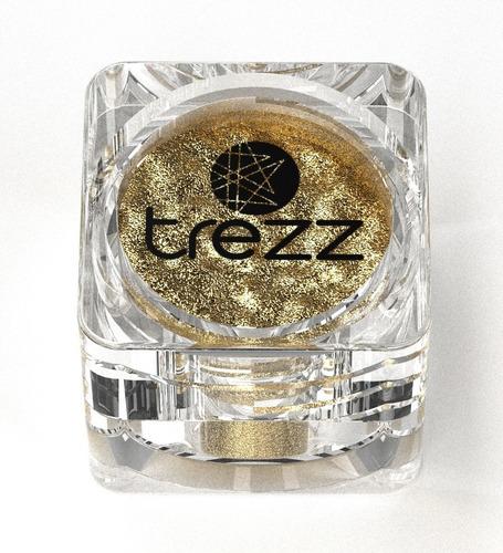 pigmento trezz - shimmer gold