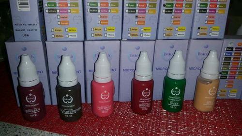 pigmentos biotouch