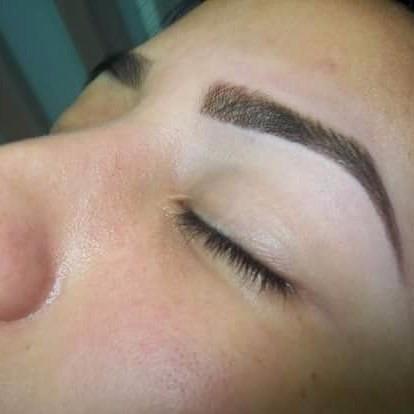 pigmentos  cejas semipermanentes (tinte para cejas natural )