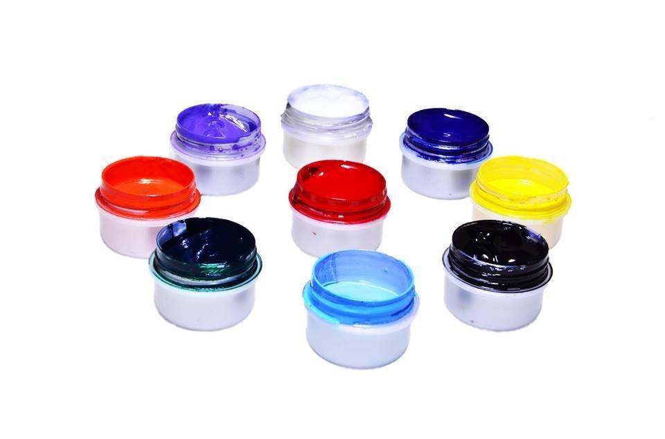 Pigmentos Colorantes Para Resina - $ 54,00 en Mercado Libre