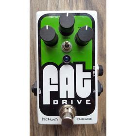 Pigtronix Fat Drive - Novo